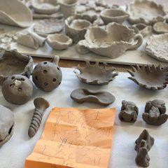 子ども陶芸、京都の紅村窯では、「 おうちで ほんもの体験 」を始めました。